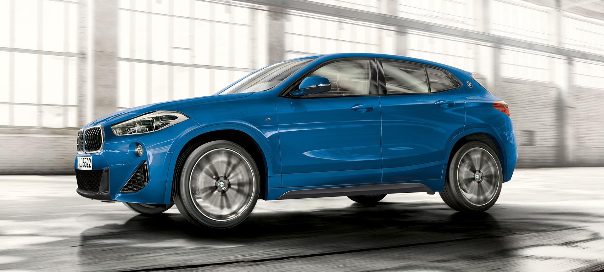 комплектации BMW X2