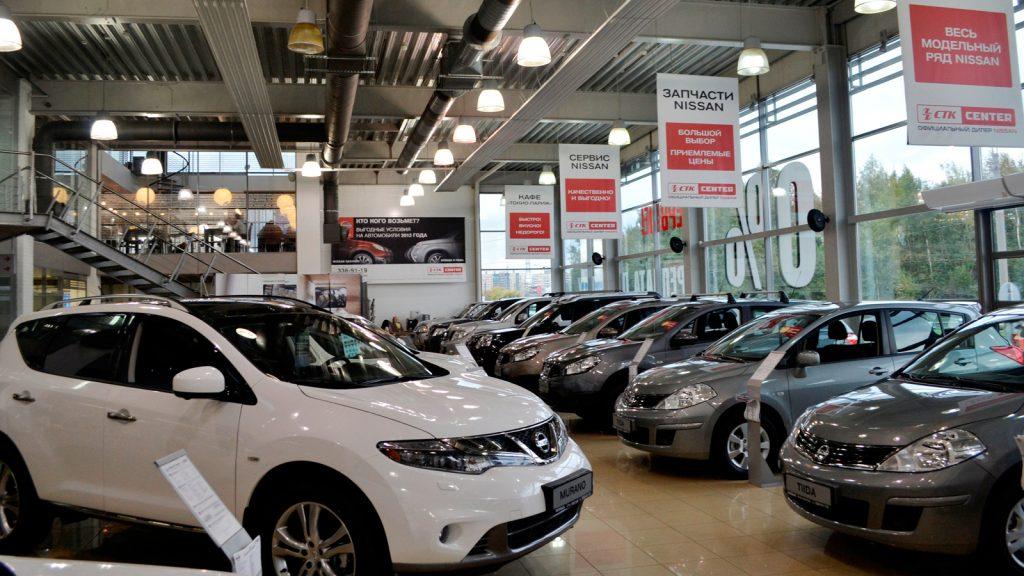 Модельный ряд Nissan (Ниссан)