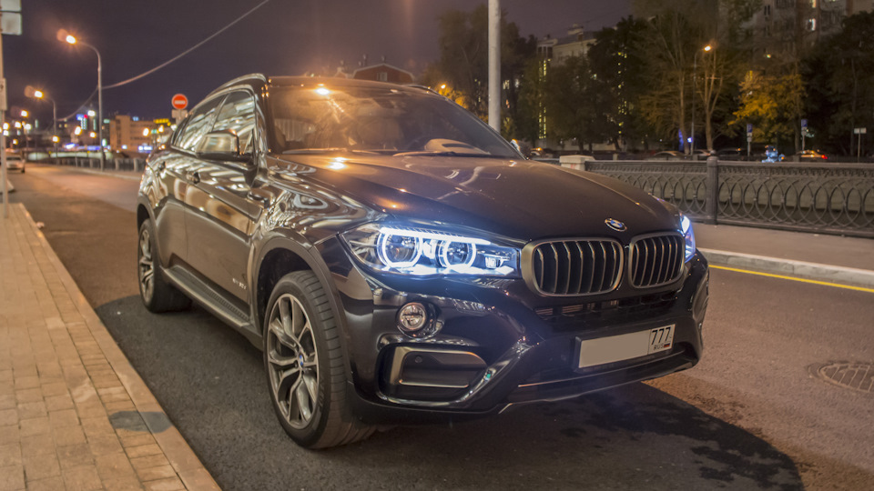 bmw x6 pure extravagance