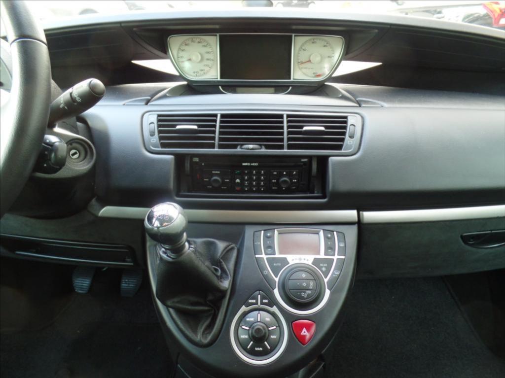 citroen c8 2009 interior