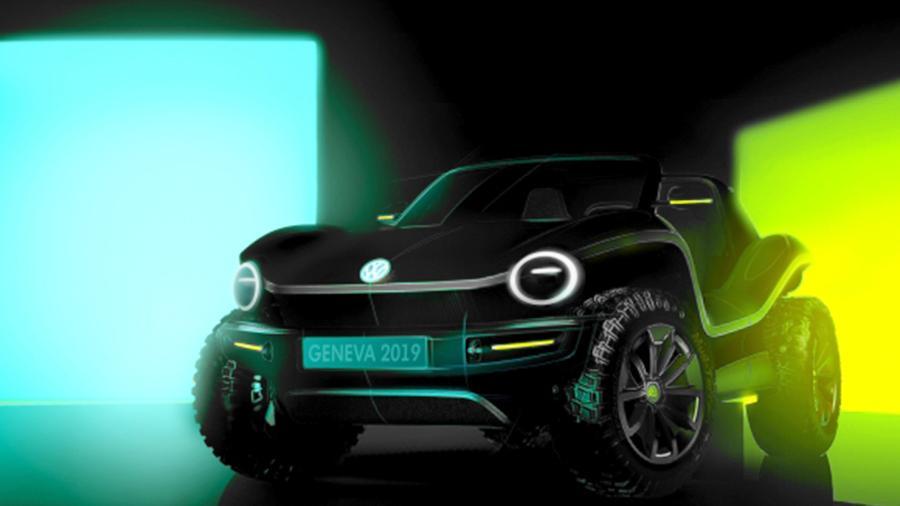 Volkswagen багги 2019