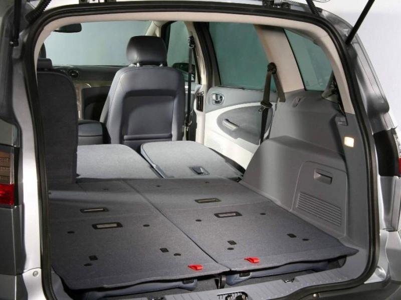 ford c max багажник