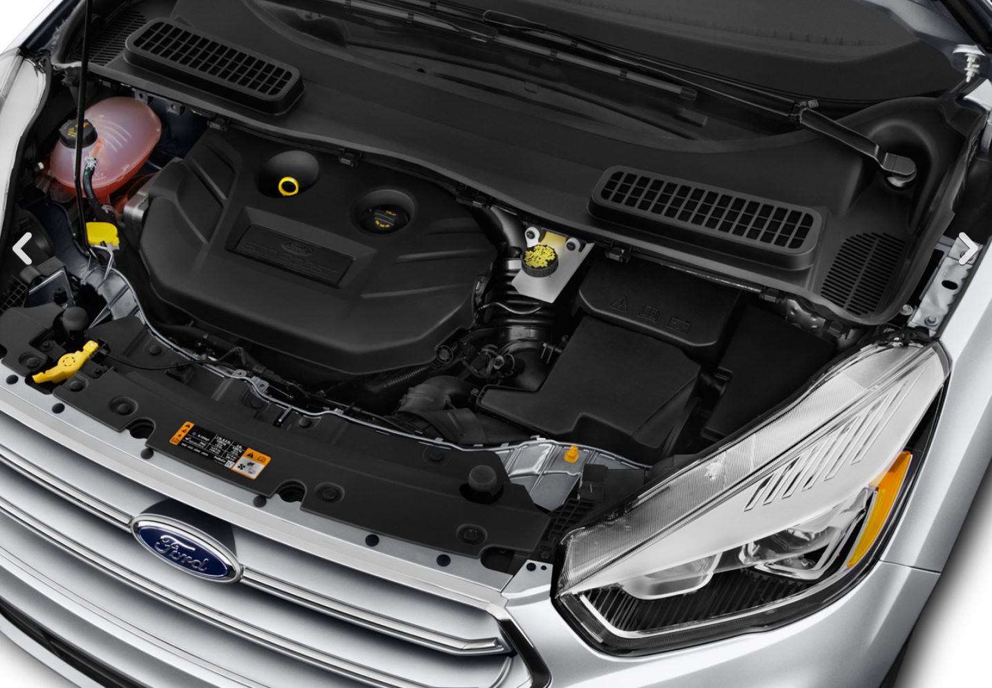 ford escape engine