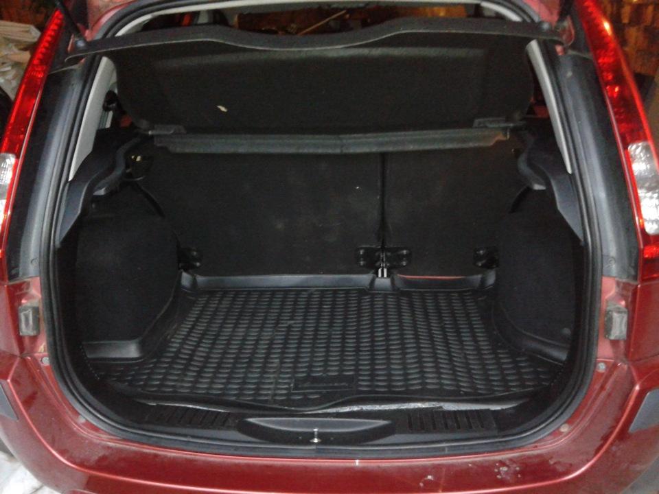 форд фьюжн багажник