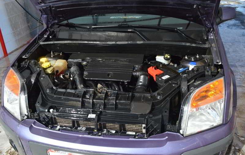 форд фьюжн двигатель