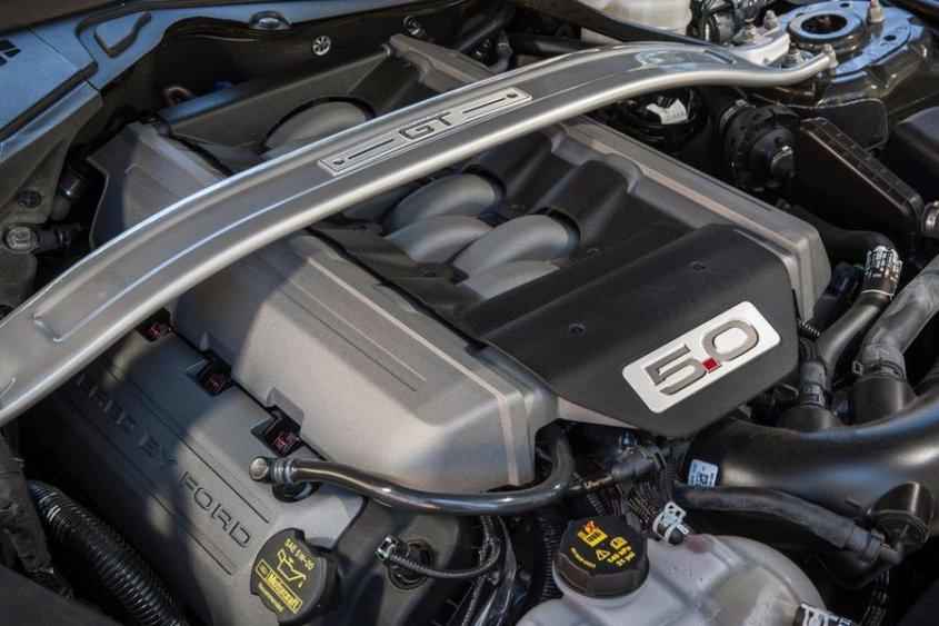 ford mustang 2 3 ecoboost двигатель