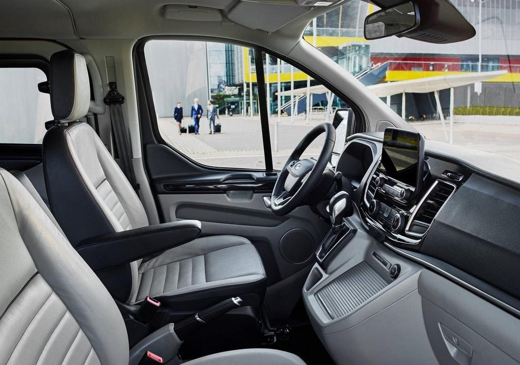 ford transit custom передние кресла