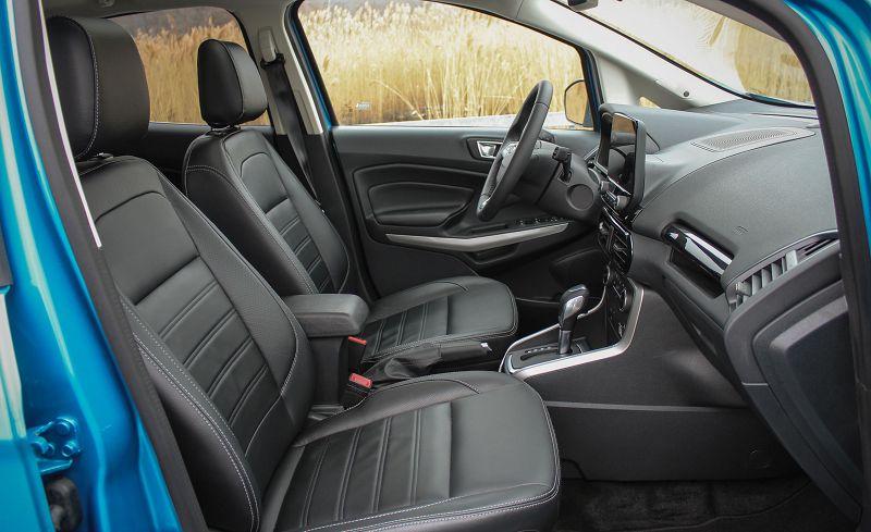 форд экоспорт 2019 салон
