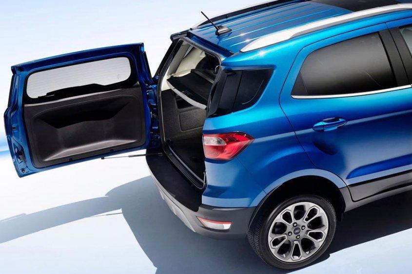 форд экоспорт багажник