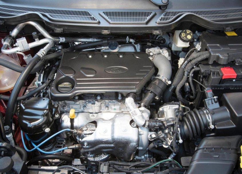форд экоспорт двигатель