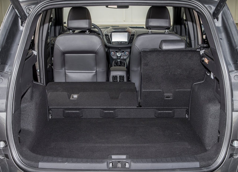 форд эскейп багажник