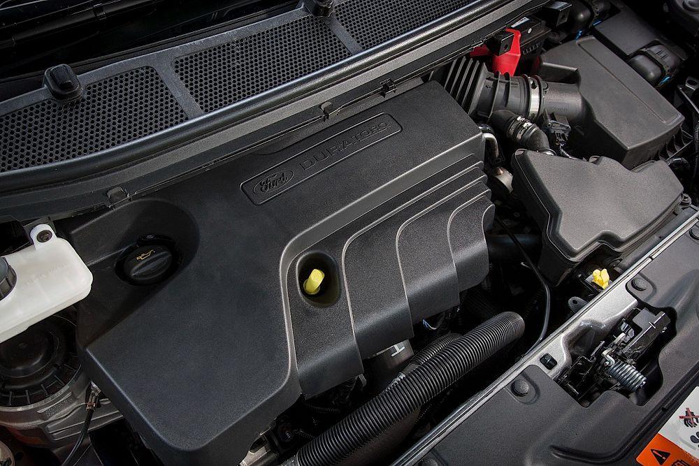 Ford Galaxy мотор
