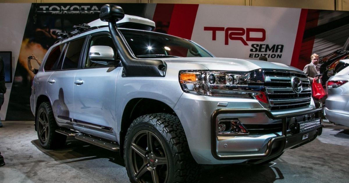 Toyota Land Cruiser 200 TRD