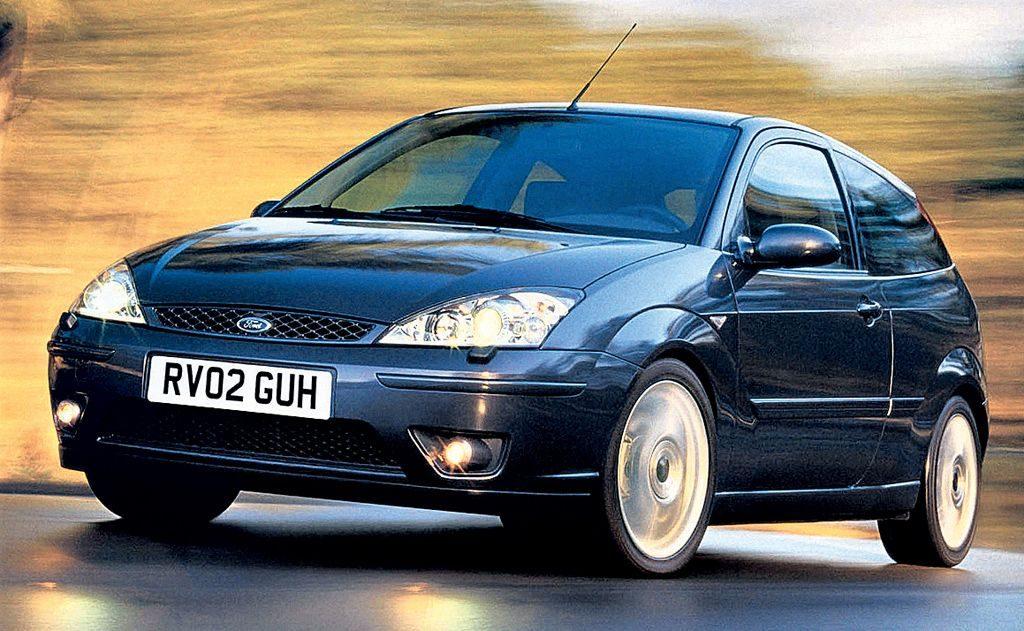 Ford Focus ST 2002 года