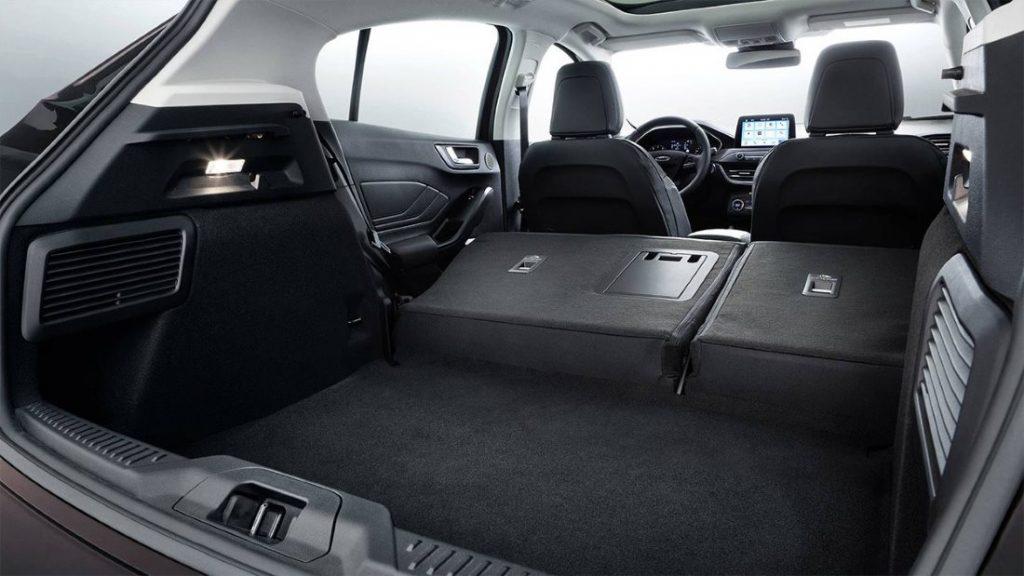 Ford Focus 3 ST 2019 года - Багажник