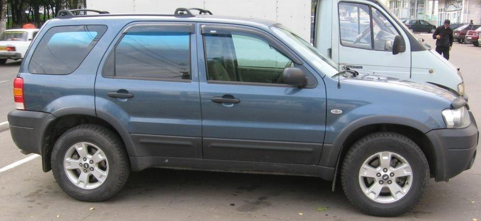 форд маверик 2005