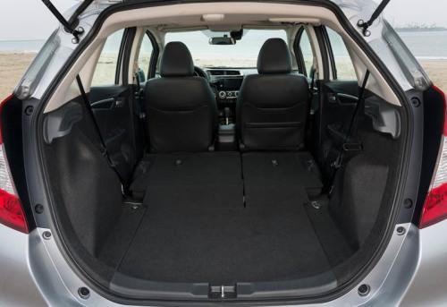 honda fit 2018 багажник