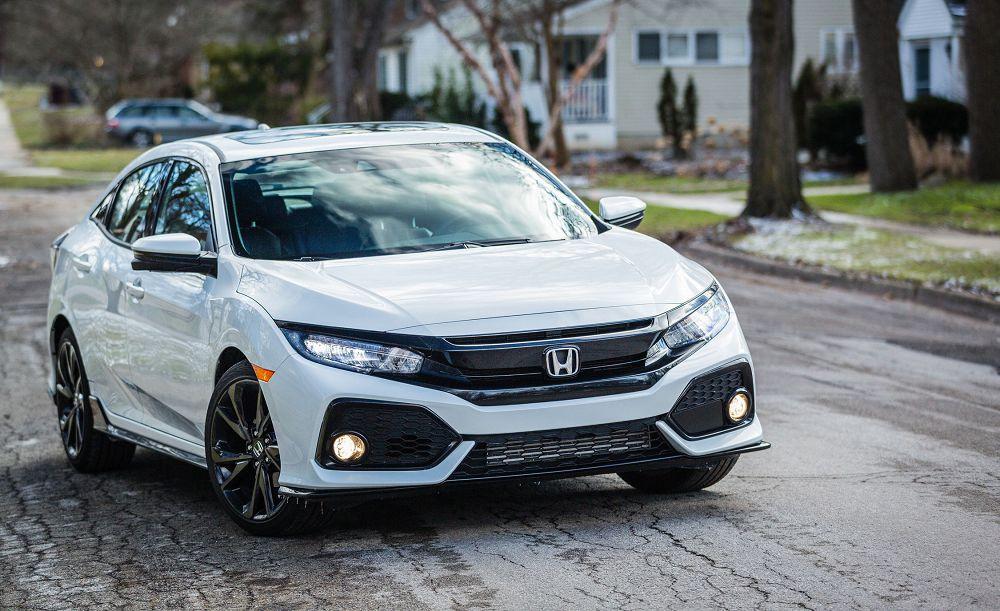 хонда цивик 2019