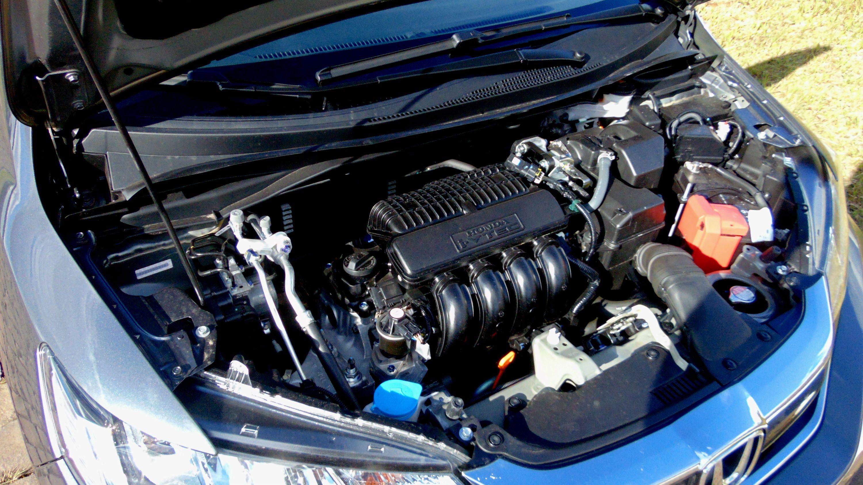 хонда фит мотор