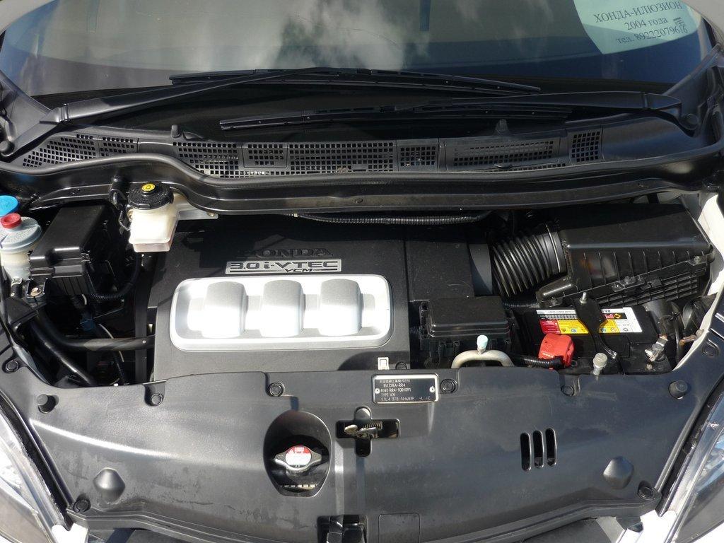 хонда элизион мотор