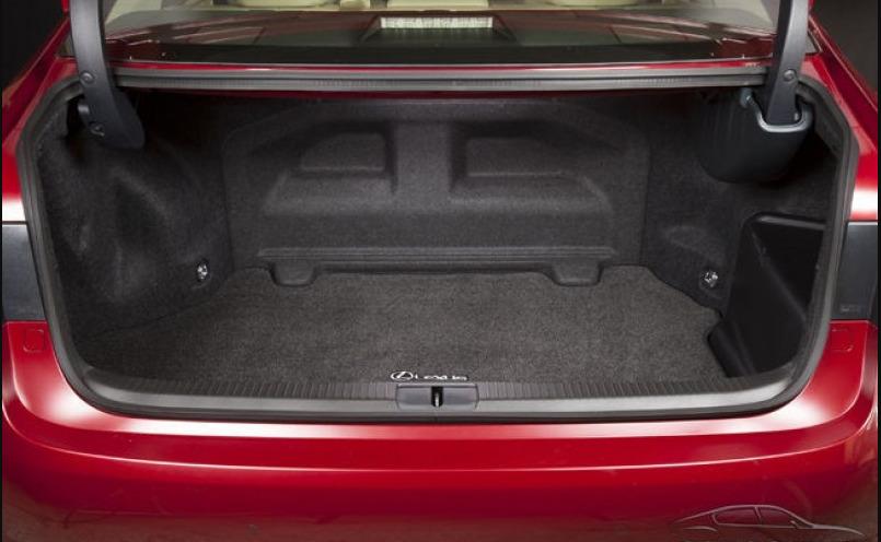 Lexus ES 2019 - Багажник