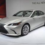 lexus es hybrid 2019.