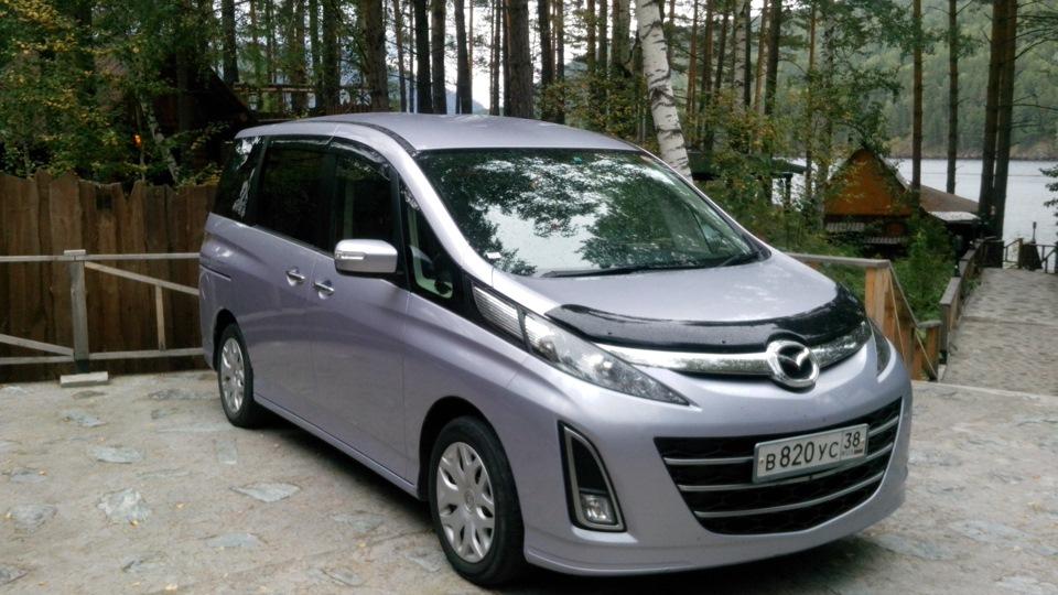 Mazda Biante новая