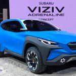 Новая Subaru Adrenaline