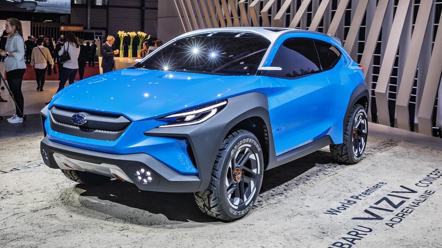 Subaru Adrenaline