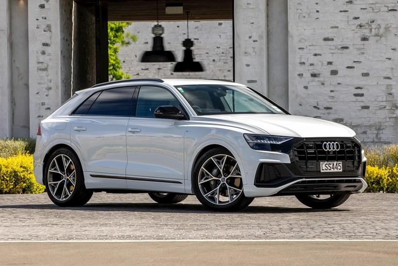 В РФ наладят выпуск ещё одного кроссовера Audi