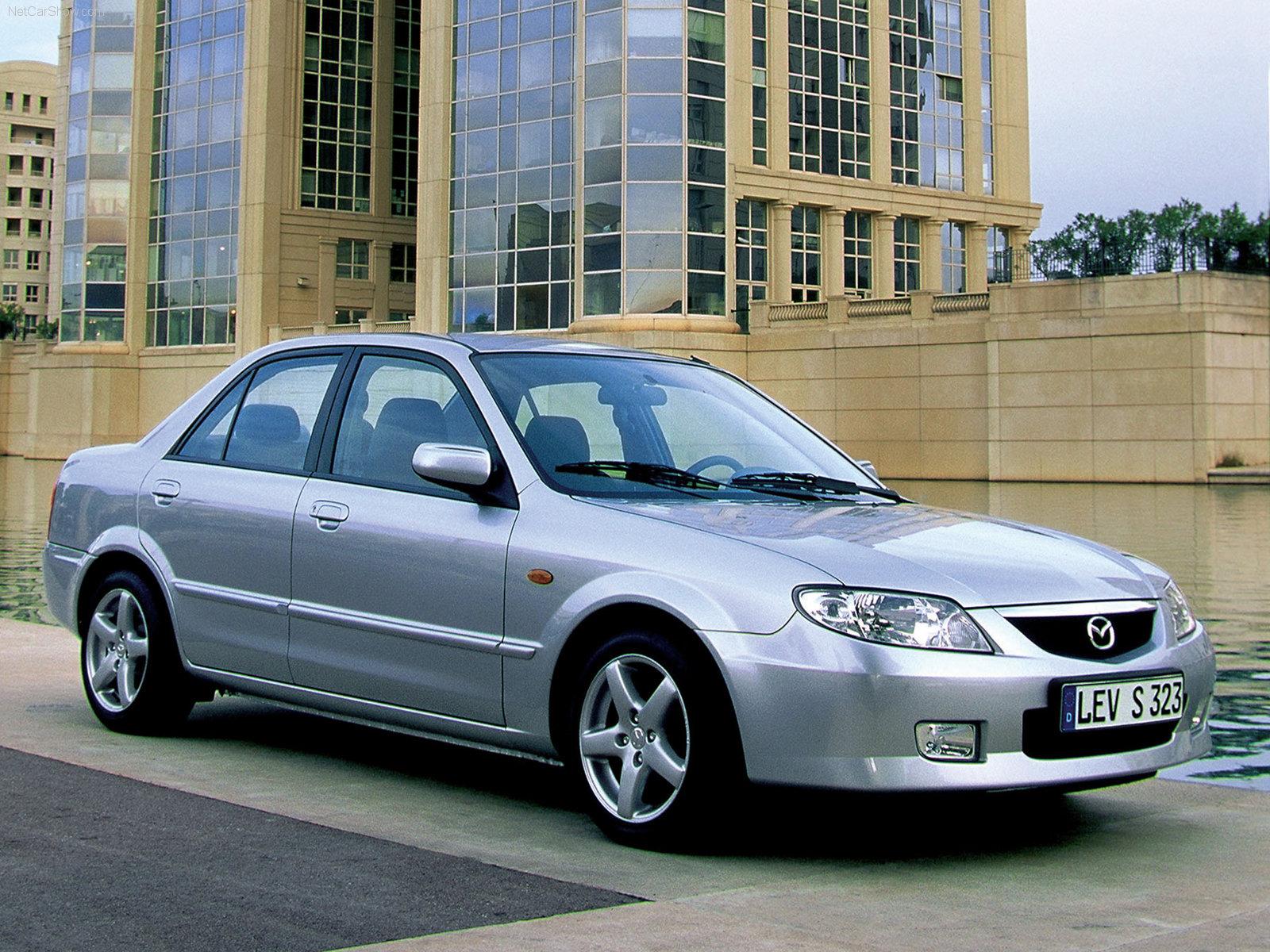 mazda 323 2000 model