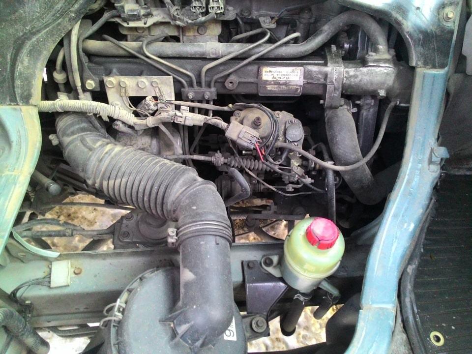 мазда бонго мотор.