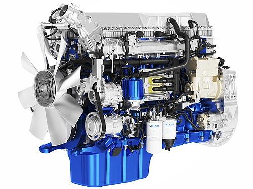 motor volvo d13 euro 6