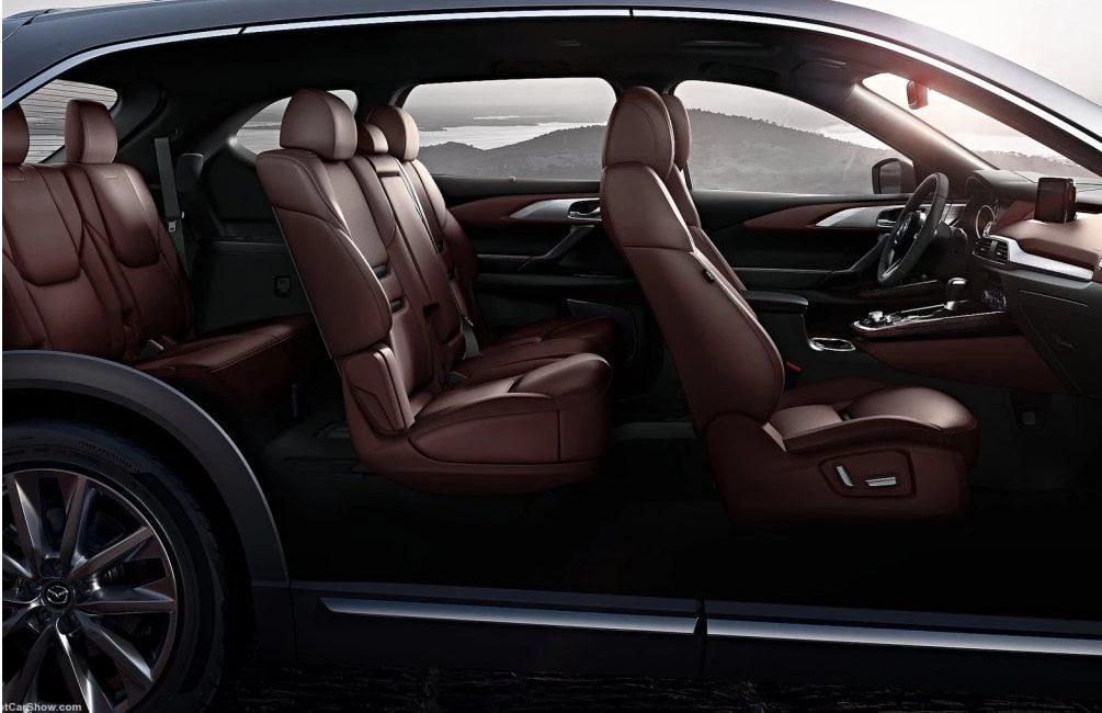 Mazda CX 9 2019 года: цена, отзывы, фото