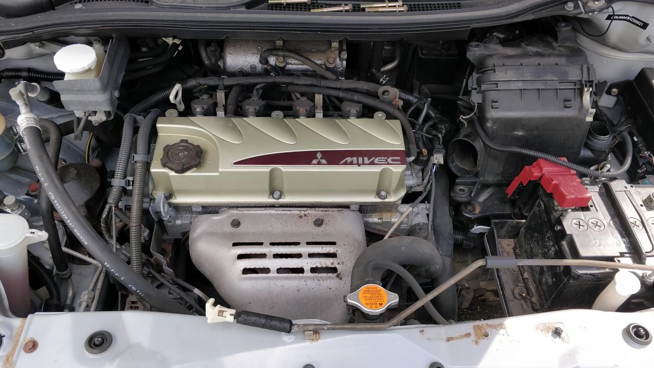 митсубиси грандис мотор