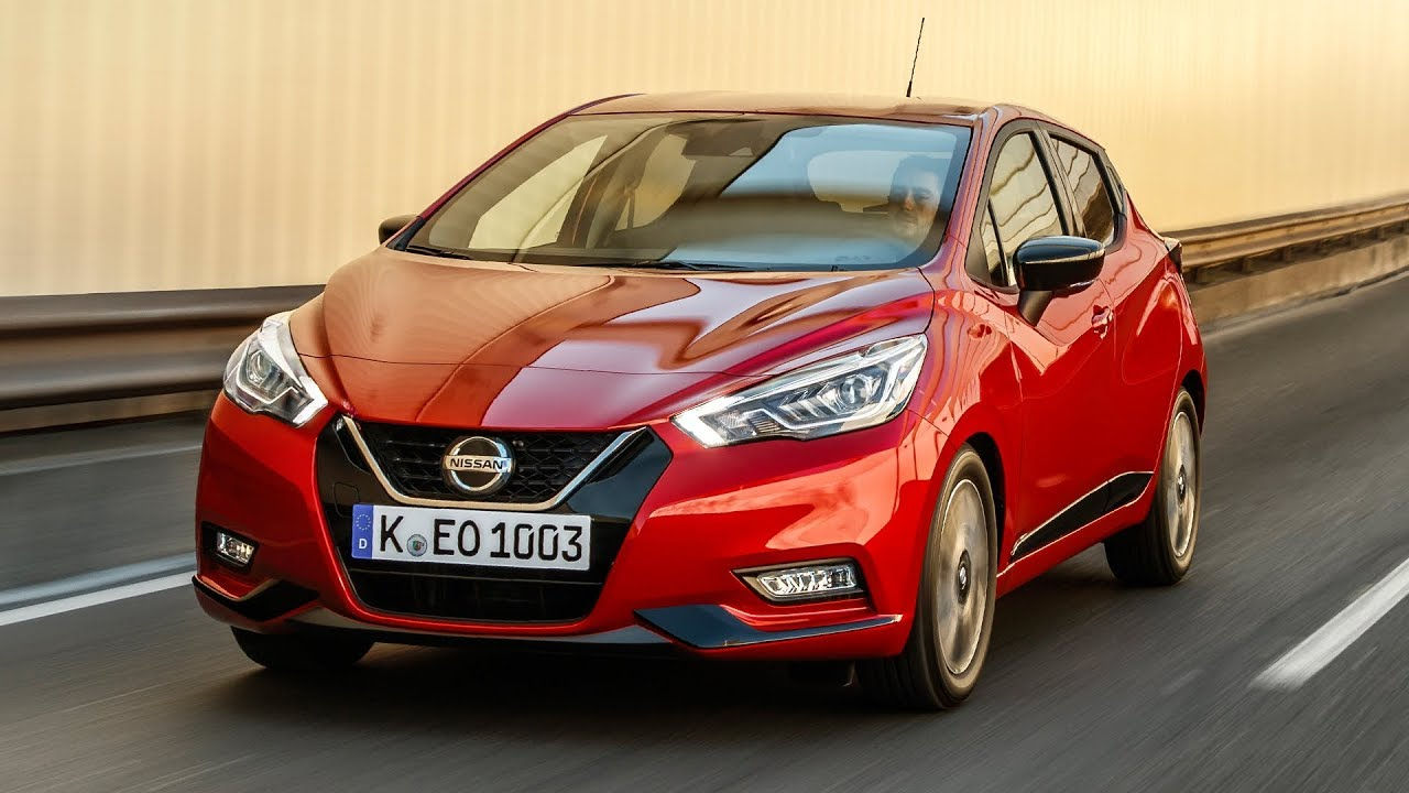 nissan micra 2019 passion red