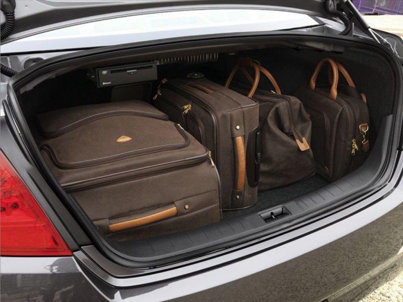 nissan teana багажник
