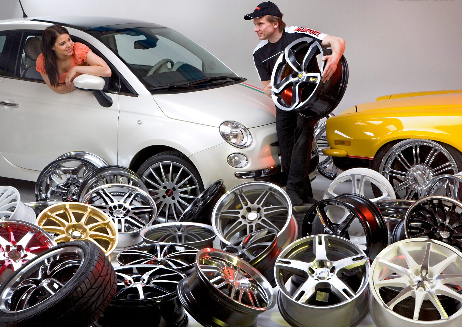 Подбор дисков по автомобилю: как использовать функционал магазина