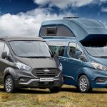 Ford Transit Custom Nugget Сamper