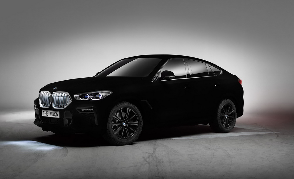BMW X6 2020 года - Экстерьер - Вид спереди