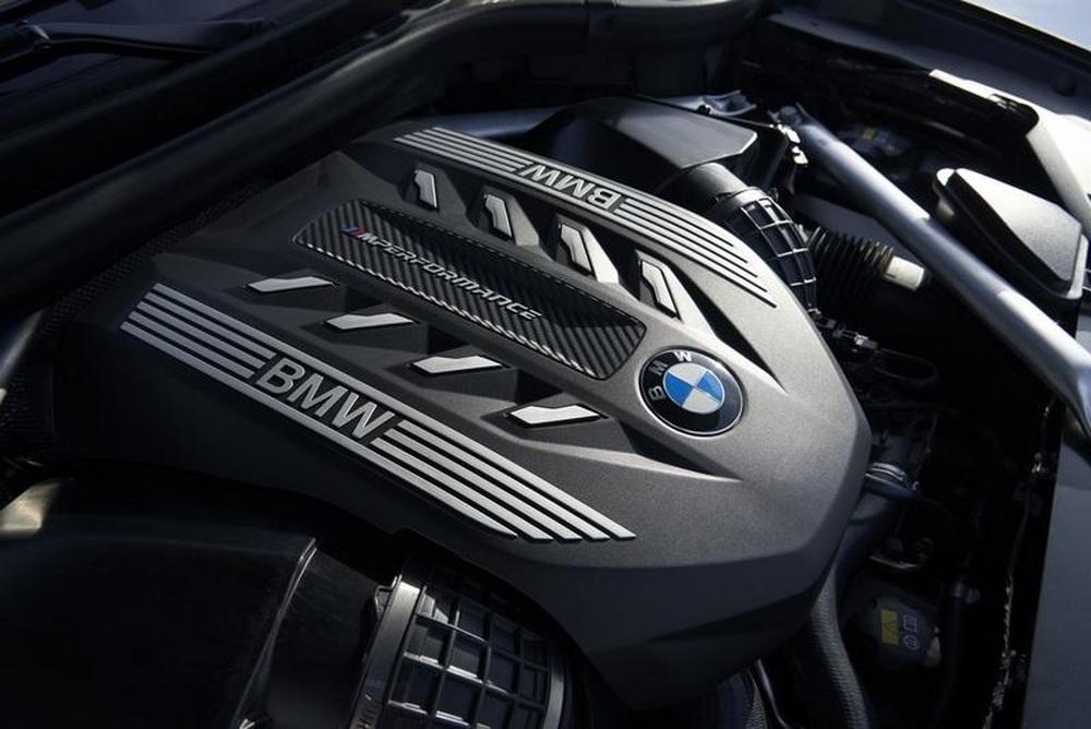 BMW X6 2020 года - Технические характеристики - Двигатель