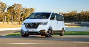 Hyundai H1 станет автомобилем для дрифта