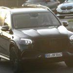 Mercedes-Maybach GLS-Class 2019 - заметили в Германии