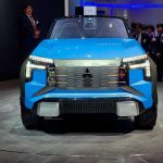 Mi-Tech от Mitsubishi Motors на Tokyo Motor Show 2019