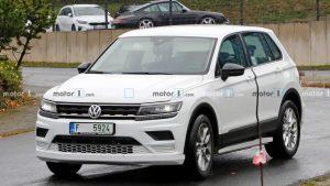 Volkswagen Tiguan станет электрической Skoda?