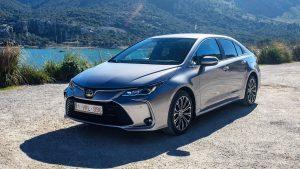 Toyota Corolla 2019-2020