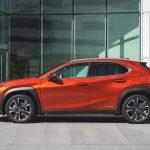 Первый электрический Lexus будет создан на основе существующей модели