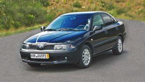 Mitsubishi Carisma I Рестайлинг 1999-2004