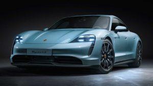 Porsche Taycan 4S для «бедных»