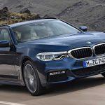 BMW 5-Series Touring 2019